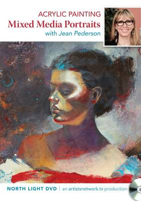 Acrylic Painting - Mixed Media Portraits (DVD video)