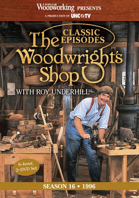 Classic Episodes, The Woodwright's Shop (Season 16) (DVD video)