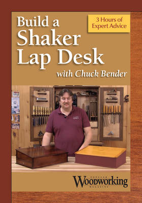 Making a Shaker Lap Desk (DVD video)