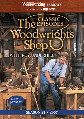 Classic Woodwright's Shop: Season 27 (DVD video)
