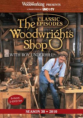 Classic Woodwright's Shop Season 30 (DVD video)