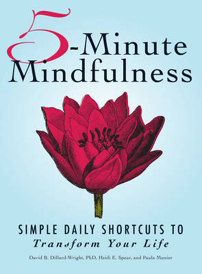 5-Minute Mindfulness: Simple Daily Shortcuts to Transform Your Life (Paperback)
