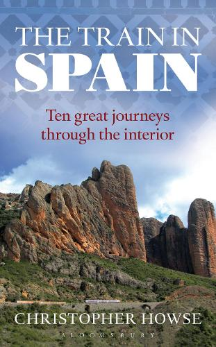 The Train in Spain (Hardback)