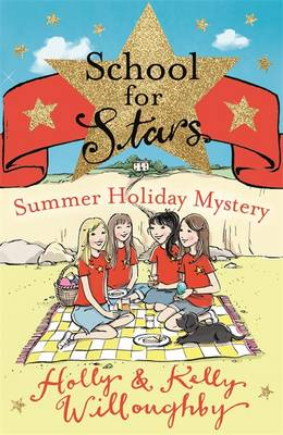 Summer Holiday Mystery - School for Stars 4 (Paperback)