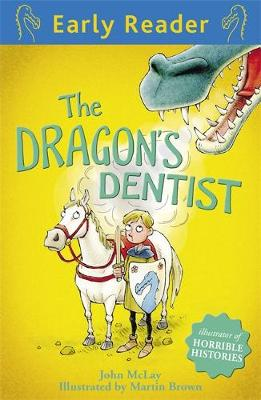 The Dragon's Dentist - Early Reader 65 (Paperback)