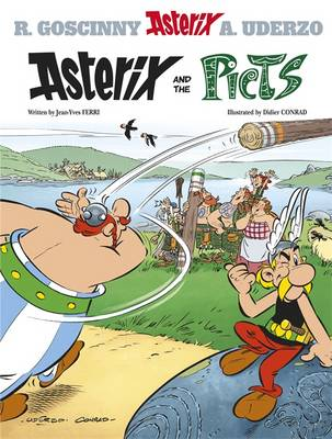 Asterix and the Picts: Album 35 - Asterix (Hardback)