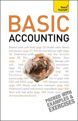 Basic Accounting: Teach Yourself - Teach Yourself Business Skills (Paperback)
