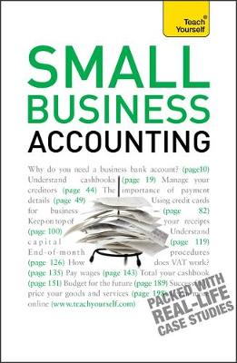 Small Business Accounting: Teach Yourself - Teach Yourself Business Skills (Paperback)