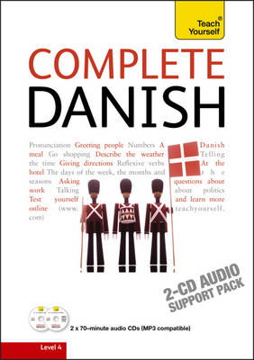 Complete Danish (Learn Danish with Teach Yourself): Audio Support (CD-Audio)