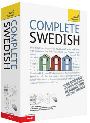 Complete Swedish Beginner to Intermediate Course: (Book and Audio Support) Learn to Read, Write, Speak and Understand a New Language with Teach Yourself (Mixed media product)