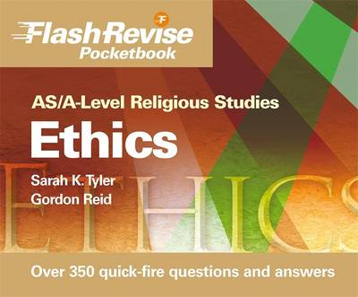 AS/A-level Religious Studies: Ethics Flash Revise Pocketbook (Paperback)