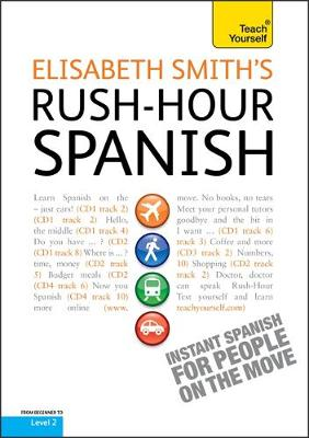 Rush-hour Spanish: Teach Yourself (CD-Audio)