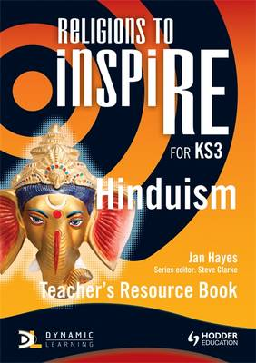 Religions to inspIRE for KS3: Hinduism Teacher's Resource Book - INSP (Paperback)