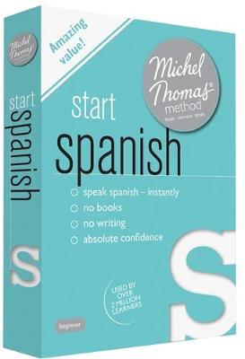 Start Spanish (Learn Spanish with the Michel Thomas Method) (CD-Audio)