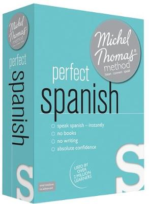 Perfect Spanish (Learn Spanish with the Michel Thomas Method) (CD-Audio)