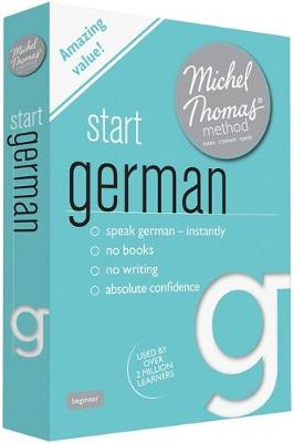 Start German (Learn German with the Michel Thomas Method) (CD-Audio)