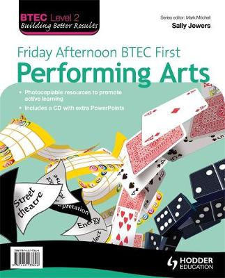 Friday Afternoon BTEC First Performing Arts: Resource Pack (Mixed media product)