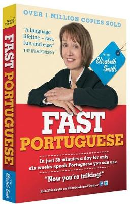 Fast Portuguese with Elisabeth Smith (Coursebook) (Paperback)