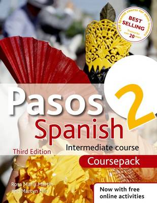 Pasos 2 CD Complete Pack an Intermediate Course in Spanish: Complete Course Pack (Mixed media product)