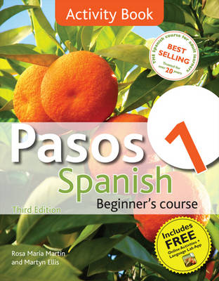 Pasos 1 Spanish Beginner's Course: Activity Book: Activity Book: Intermediate Course in Spanish (Paperback)