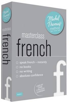 Masterclass French (Learn French with the Michel Thomas Method) (CD-Audio)