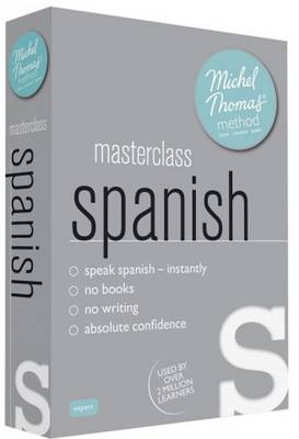 Masterclass Spanish (Learn Spanish with the Michel Thomas Method) (CD-Audio)