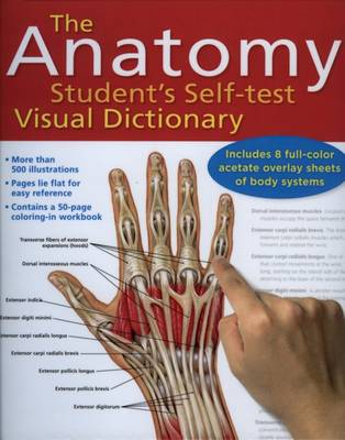 The Anatomy Student's Self-Test Visual Dictionary (Paperback)