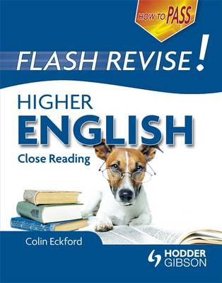 How to Pass Flash Revise Higher English - How to Pass - Higher Level (Paperback)