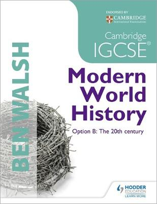 Cambridge IGCSE Modern World History: Student's Book - History in Focus (Paperback)