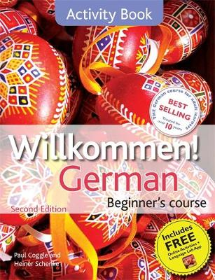 Willkommen German Beginner's Course: Activity Book (Paperback)