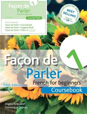 Facon De Parler 1 French for Beginners: Course Pack (Mixed media product)