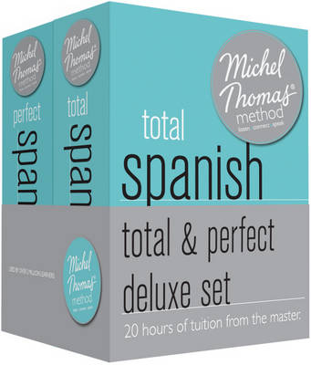 Michel Thomas Method Total & Perfect Deluxe Set: Spanish (CD-Audio)
