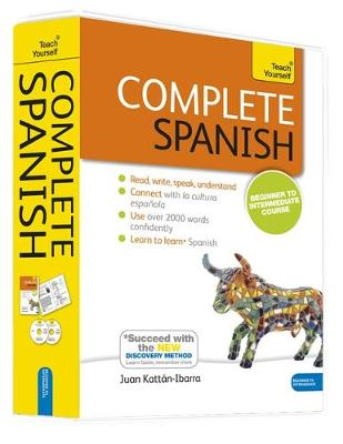 Complete Spanish Beginner to Intermediate Course: (Book and Audio Support) Learn to Read, Write, Speak and Understand a New Language with Teach Yourself (Mixed media product)
