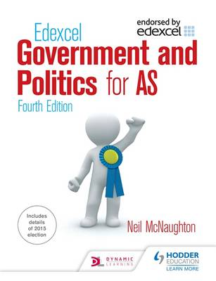 Edexcel Government and Politics for AS (Paperback)