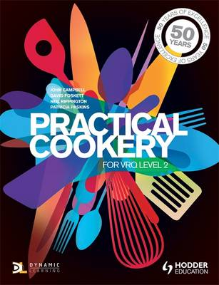 Practical Cookery for Level 2 VRQ (Paperback)