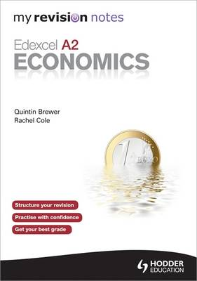Edexcel A2 Economics - My Revision Notes (Paperback)