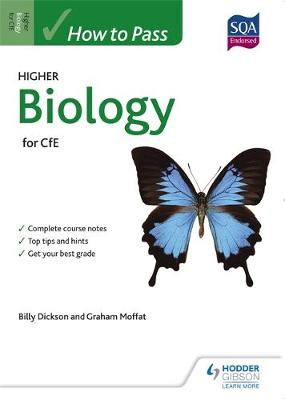 How to Pass Higher Biology for CfE - How to Pass - Higher Level (Paperback)