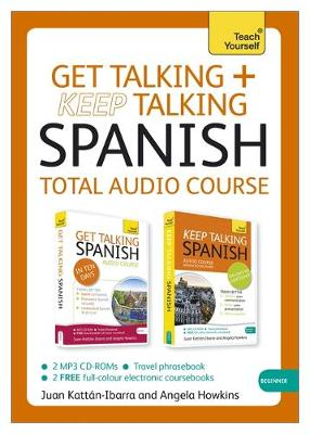 Get Talking and Keep Talking Spanish Total Audio Course: (Audio Pack) the Essential Short Course for Speaking and Understanding with Confidence (CD-Audio)