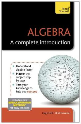 Algebra - A Complete Introduction: Teach Yourself (Paperback)