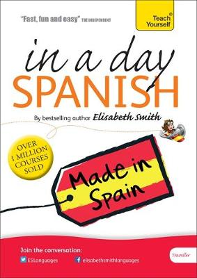 Beginner's Spanish in a Day: Teach Yourself (CD-Audio)