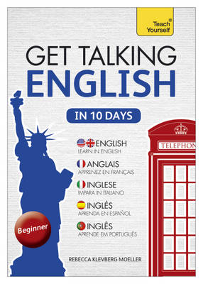 Get Talking English in Ten Days Beginner Audio Course (CD-Audio)