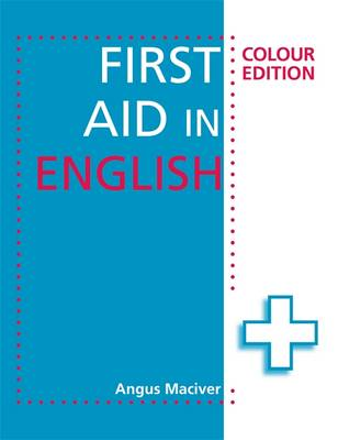 First Aid in English Colour Edition (Paperback)
