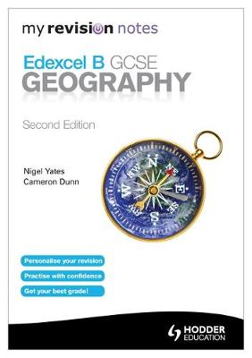 Edexcel B GCSE Geography - My Revision Notes (Paperback)