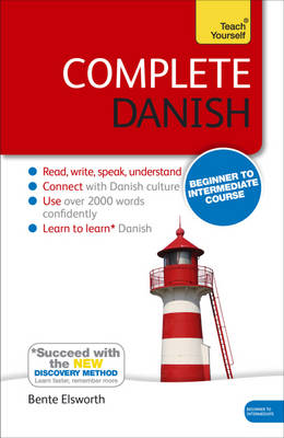 Complete Danish Beginner to Intermediate Course (Paperback)