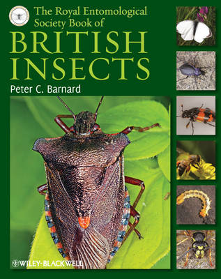 The Royal Entomological Society Book of British Insects (Hardback)