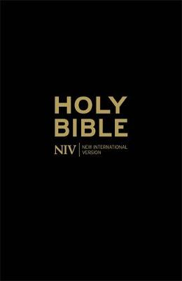 NIV Anglicised Gift and Award Bible (Paperback)