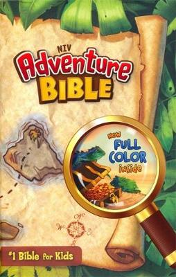 NIV Adventure Bible - New International Version (Hardback)