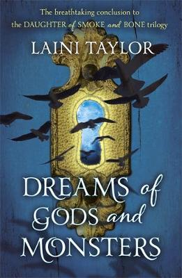 Image result for dreams of gods and monsters