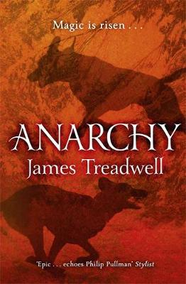 Anarchy - Advent Trilogy 2 (Hardback)
