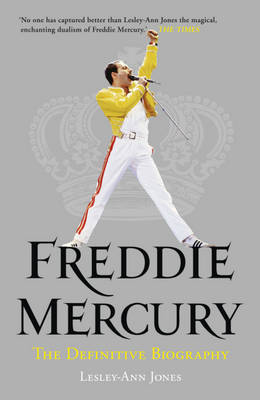 Freddie Mercury: The Definitive Biography (Paperback)